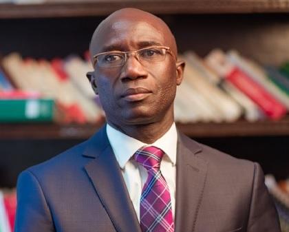 Me Moussa Sarr, avocat incrit au barreau depuis 2000