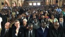 RDC: mouvement de panique après des tirs à la fin de la messe