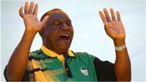 Ramaphosa promet de rétablir la crédibilité de l'ANC