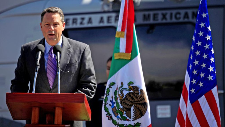 Panama : L'Ambassadeur des Usa John Feeley démissionne