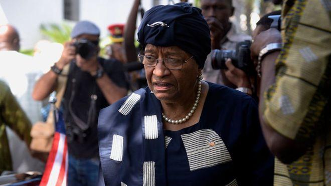 Libéria : Ellen J. Sirleaf expulsée de son parti