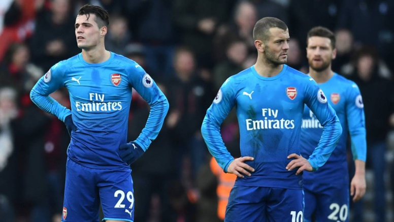 23e journée Premier League : Arsenal chute et s'éloigne du Big Four