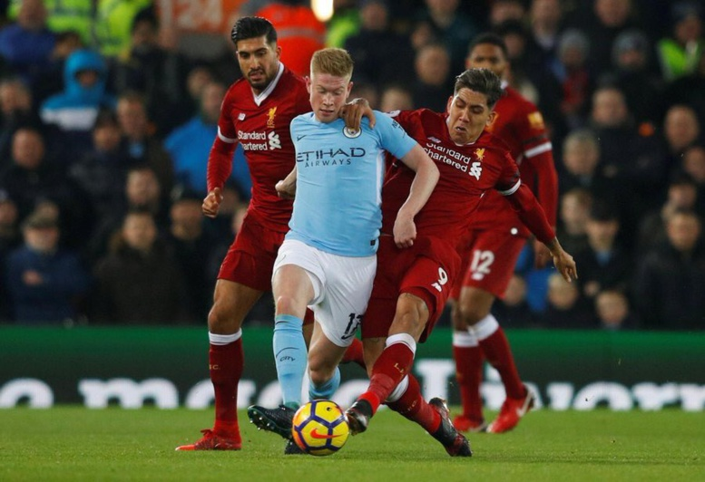 Premier League : Manchester City enregistre sa première défaite