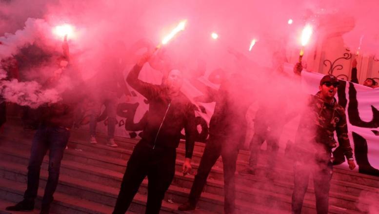 Anniversaire de la révolution tunisienne: déceptions et frustrations dans la rue