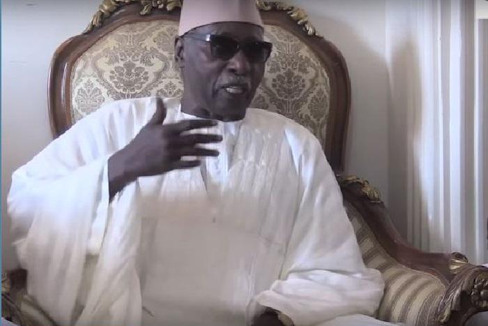 """Serigne Mbaye Sy Mansour fait la leçon aux hommes politiques: """"Vous devez respecter la volonté divine"""""""