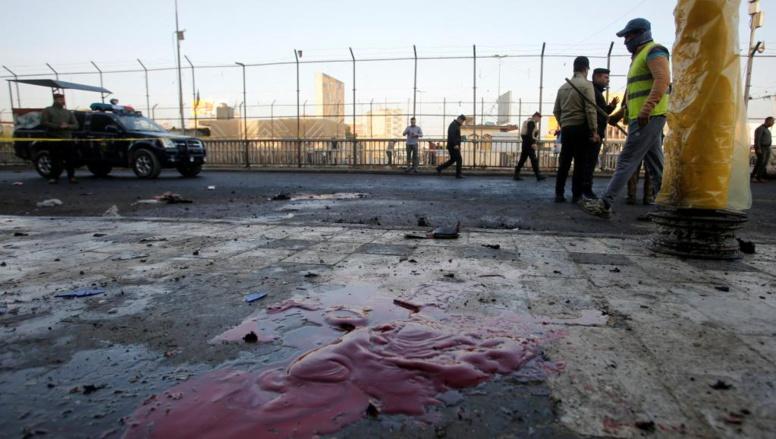  Irak: double attentat suicide à Bagdad, de nombreux morts