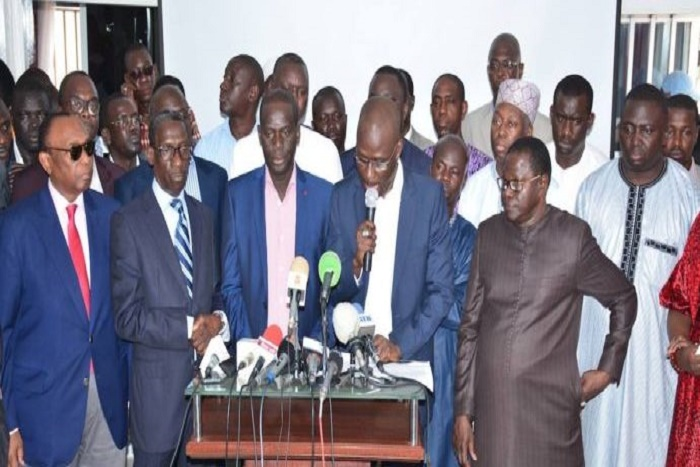 Processus électoral :  l'opposition et la société civile en marche le 9 février à Dakar