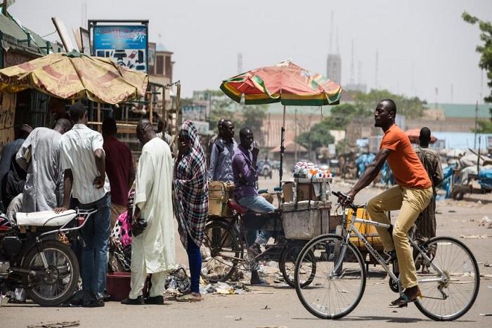 Des Américains et des Canadiens dans le nord du Nigeria