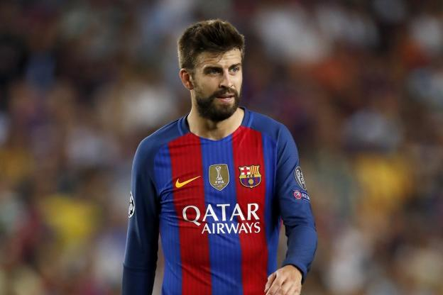 Gerard Piqué prolongé jusqu'en 2022 — FC Barcelone
