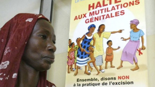 Un médecin kényan, avocate de l'excision