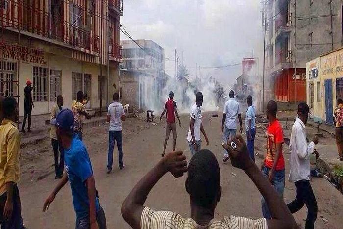Manifestations en RDC: au moins 5 morts, selon l'ONU