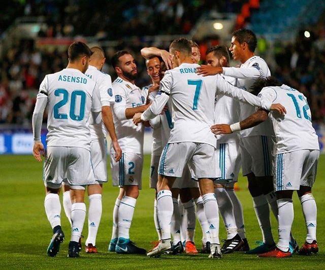 20e journée Liga : Le Real Madrid déverse toute sa colère sur la Corogne (7-1)