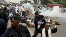 RDC: répression meurtrière de la marche du Comité laïc de coordination