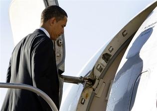 Visite inopinée de Barack Obama en Afghanistan