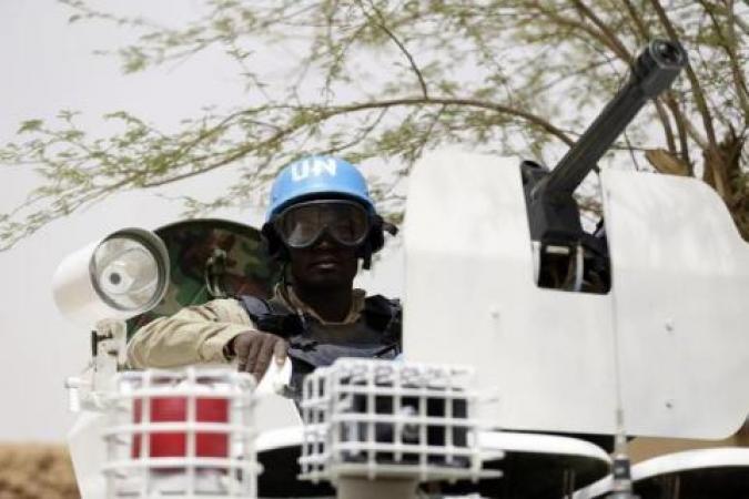 Treize civils tués par une mine — Mali