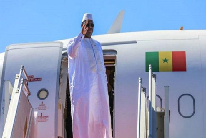 Sommet de l'UA: Brahim Ghali est arrivé à Addis-Abeba