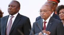 """Ramaphosa: """"pas de passe-droit pour Zuma"""""""
