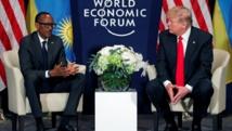 A Davos, Trump adresse «ses sentiments chaleureux» aux dirigeants africains