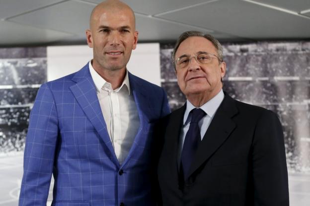570 ME pour trois joueurs — Real Madrid