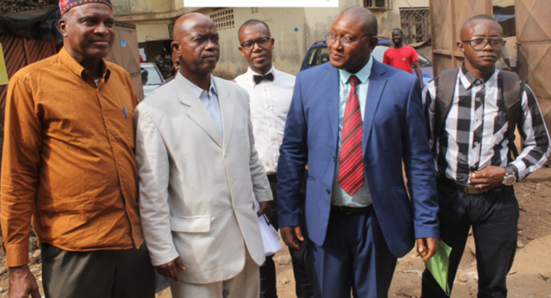Le syndicaliste Soumah placé sous contrôle judiciaire : « Le dossier est vide » (Avocat)