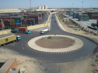 Exposition universelle Shangaï : le Sénégal met l'accent sur les infrastructures.