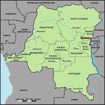 RDC : un journaliste tué froidement devant sa femme.