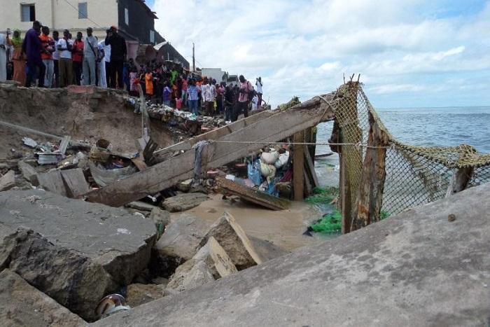 Macky Sall accélère la cadence dans la lutte contre l'érosion côtière à Saint-Louis
