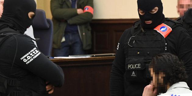 Attentats de Paris: 20 ans de prison pour le principal suspect