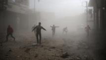 Syrie: de nouveaux raids aériens du régime font 47 morts en Ghouta orientale
