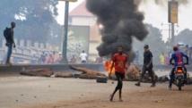 Guinée: à Conakry, des barricades et un ras-le-bol général