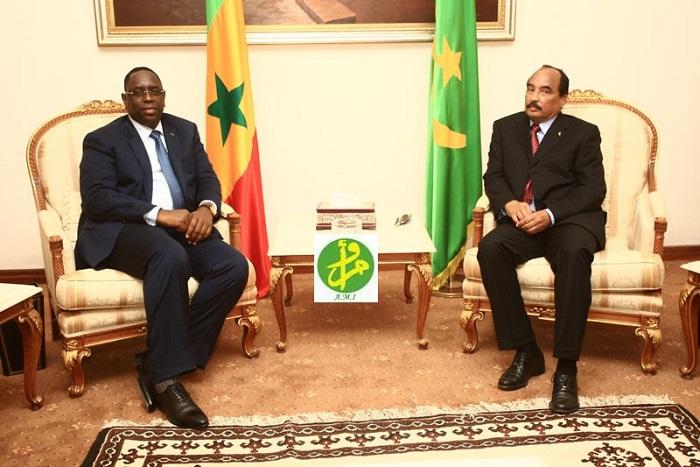 Mauritanie-Sénégal : Les deux Présidents concrétisent les accords de coopération
