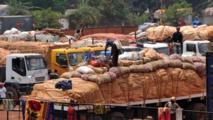 Centrafrique : découverte d'une cargaison de drogue et de munitions