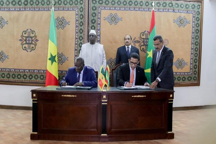 Macky Sall se rend à Nouakchott — Sénégal/Mauritanie