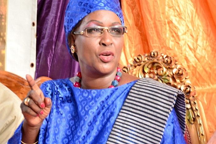 Marche de l'opposition : «Le recul démocratique est terrible», selon Amsatou Sow Sidibé