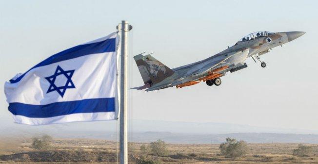 """Israël a attaqué 12 cibles iraniennes et syriennes : """"Iran et Syrie"""" jouent avec le feu"""", selon l'armée israélienne"""
