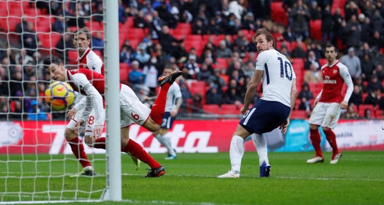 27e journée Premier League : Arsenal rechute face à Tottenham et dit adieu au Big Four