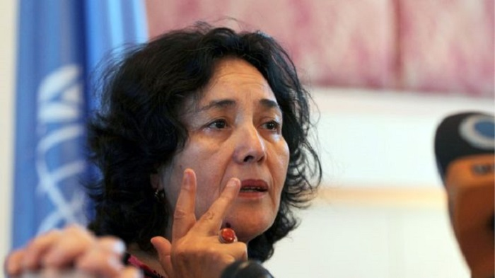 Leila Zerrougui prend quartier — Monusco