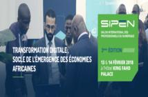 Ouverture de la 3ème édition Salon International des Professionnels de l'Economie Numérique