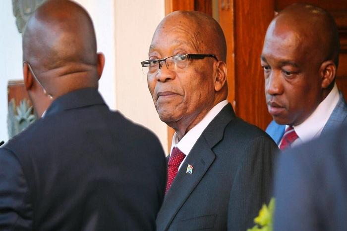 Afrique du Sud: un comité exécutif pour décider du sort de Jacob Zuma