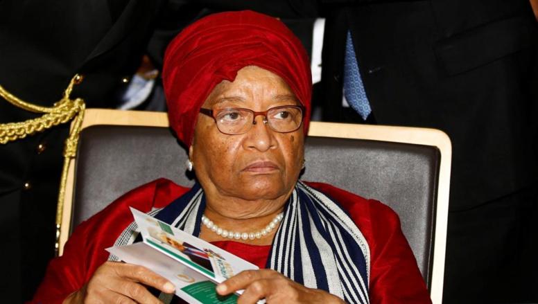 Liberia: l'ex-présidente Ellen Johnson Sirleaf reçoit le prix Mo Ibrahim 2017