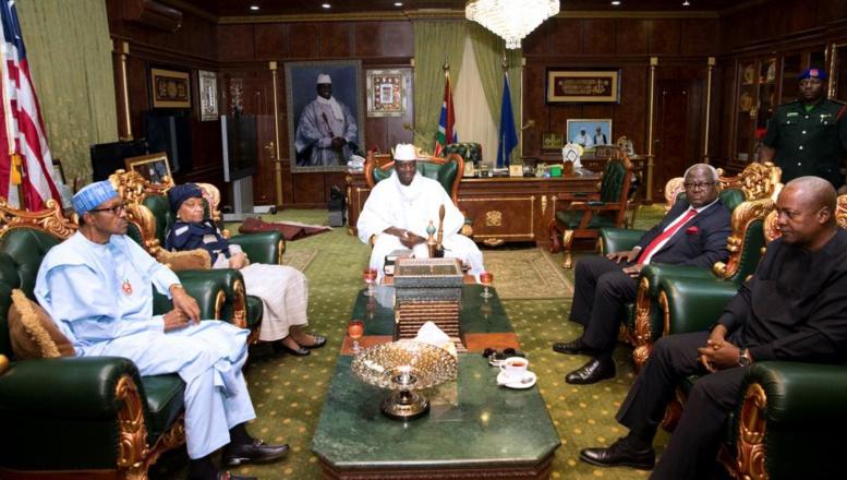 B.Hydara (Gambie): «Nous pouvons traduire Jammeh en justice et gagner le procès»