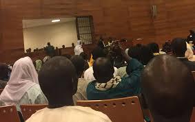 Urgent-tribunal: Un proche de l'Imam Alioune Ndao craque dans la salle et se fait expulser