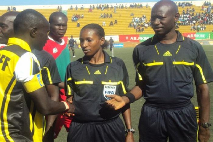 FIFA : 28 arbitres sénégalais dont une femme ont reçu leurs badges
