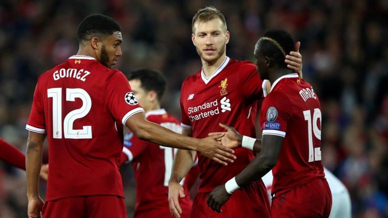 Liverpool mène à Porto grâce à Sadio Mané... à Madrid, Cr7 a égalisé apres un but de Rabiot