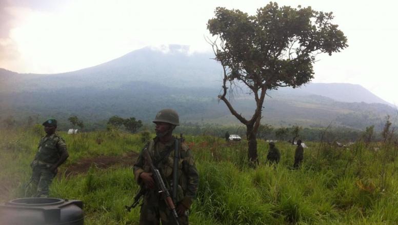 Violents affrontements entre l'armée congolaise et l'armée rwandaise