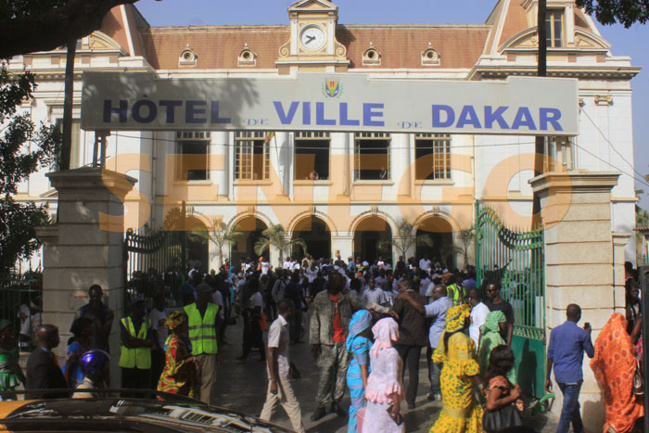 """65 millions disparus des caisses de la ville de Dakar : La cellule de Com' donne les preuves d'une """"erreur"""" de la banque Sgbs"""