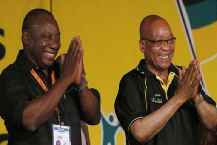 Ramaphosa, probable président de l'Afrique du Sud