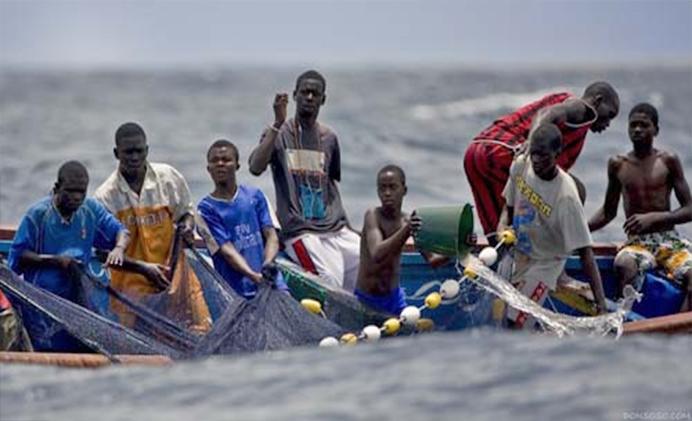 URGENT - 107 pêcheurs sénégalais arrêtés par les gardes côtes bissau-guinéens