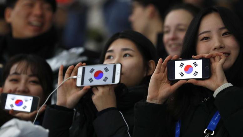  Internet 5G à Pyeongchang: réalité virtuelle en direct et lutte anti-sangliers