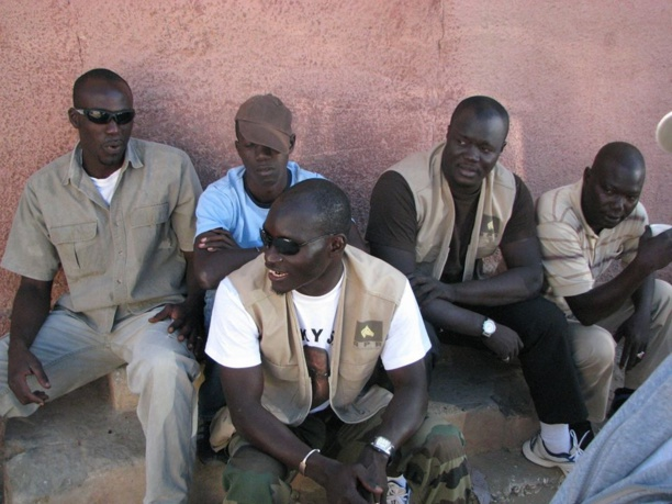 Les anciens gardes du corps de Macky mettent fin à leur grève de la faim